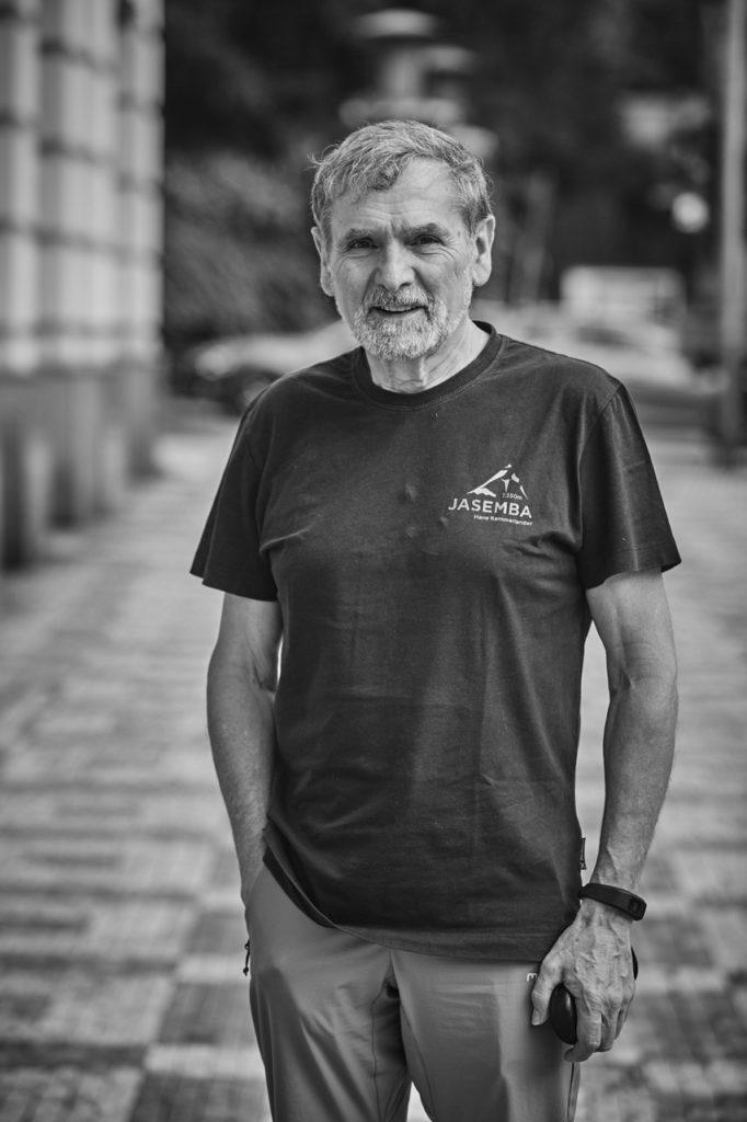 Ladislav Jirásko: V Alpách se všichni pocestní zdraví