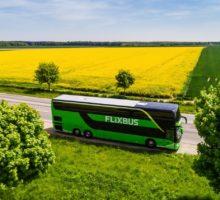 FlixBus expanduje do Pobaltí a Velké Británie