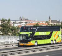 FlixBus v Česku roste, za první rok přepravil 2,3 milionu cestujících