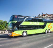 FlixBus obnovuje provoz dalších vnitrostátních linek