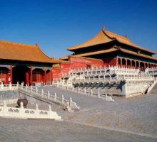 Peking uzavírá Zakázané město