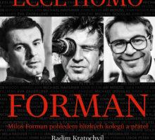Soutěžte o knihu Ecce homo Forman znakladatelství Mladá fronta