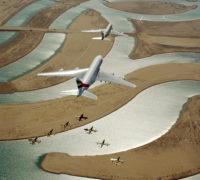 Emirates, Etihad, flydubai a Air Arabia spojily síly při společném přeletu