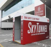 Emirates SkyCargo posiluje ochranu zaměstnanců a leteckého provozu