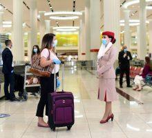 Společnost Emirates poskytne zákazníkům finanční náhradu vpřípadě nákazy virem COVID-19