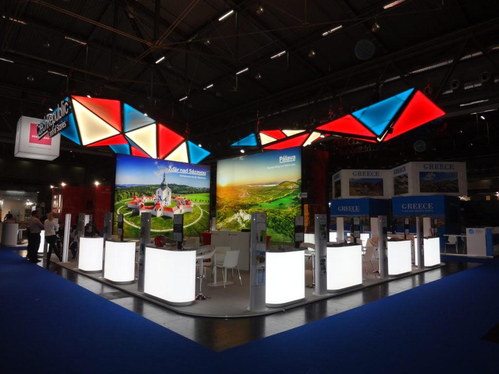 Agentura CzechTourism představila novou veletržní expozici pro prezentaci České republiky