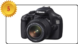 Fotoaparát Canon5