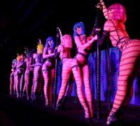 Legendární kabaret Crazy Horse Paris poprvé v Praze