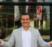 George Rosu se stává novým generálním ředitelem Vienna House Easy Bratislava