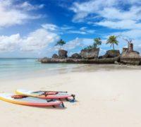 Turisté mohou opět létat na filipínský Boracay, nejkrásnější ostrov světa