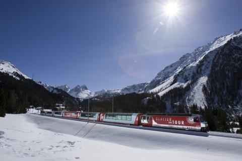 Glacier Express Zdroj: RhB