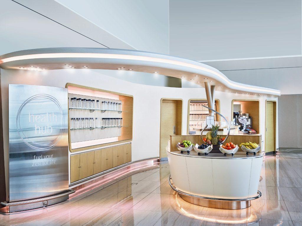 Health Hub, Foto: Emirates