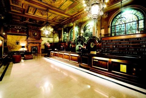 Hotel Metropole Brussels - Lobby Foto: archiv hotelu