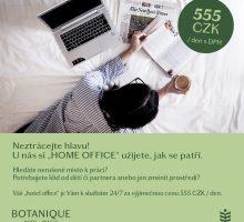 Soutěžte o pobyt v Botanique Hotel Prague
