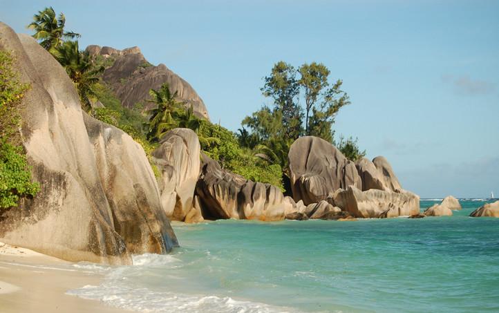Anse Zdroj: seychelles.travel/ Source d'Argent, La Digue