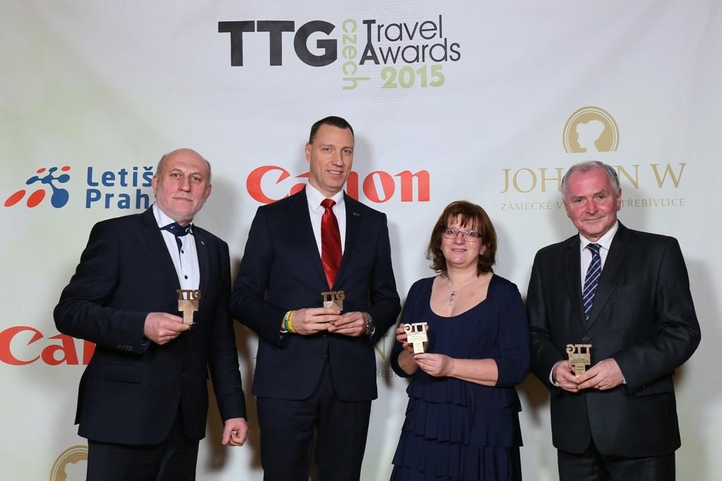 Petr Krč, ATIS, Jan Wolf, Praha, Kristina Štěpánová, Plzeň-Turismus, Stanislav Juránek, Jihomoravský kraj