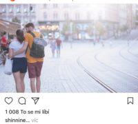 Česko nejen na Instagramu