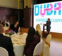 Jessie Ling, ředitelka Dubai Corporation for Tourism and Commerce Marketing pro strategická partnerství na zámořských trzích. Foto: Lenka Neužilová