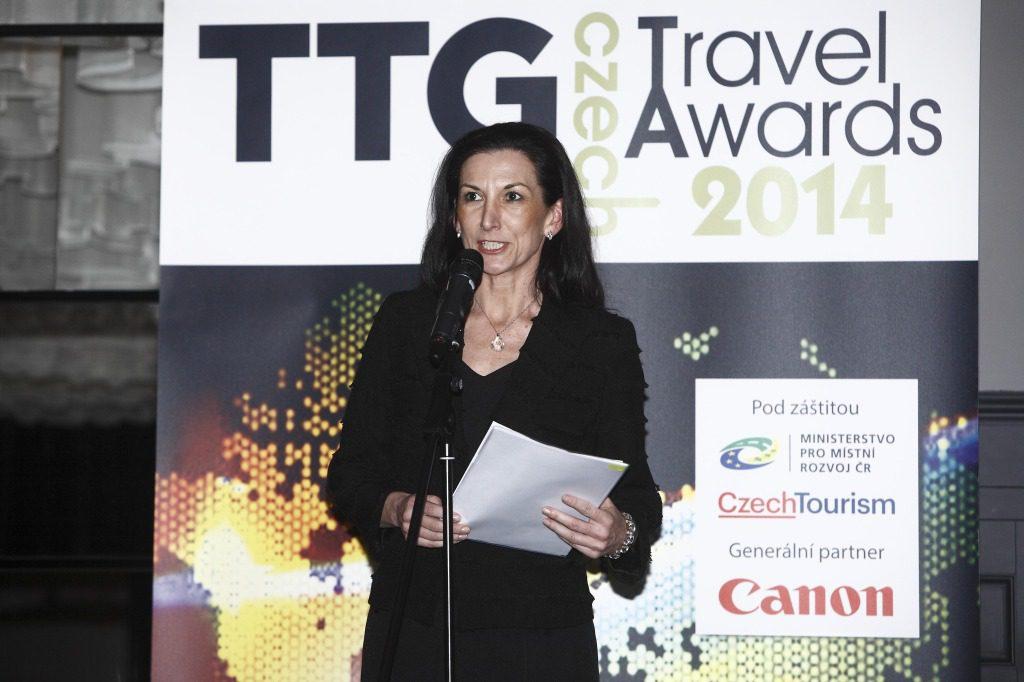 Monika Palatková, ředitelka agentury CzechTourism