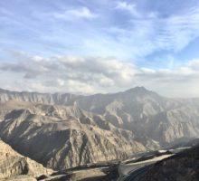 Druhý den vRas Al Khaimah – vyrážíme do hor