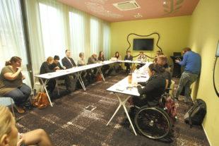 CzechTourism uspořádal debatu o zpřístupnění cestování pro lidi se zdravotním znevýhodněním