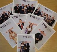 TTG Travel Awards plnoleté