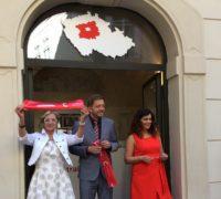 Středočeský kraj otevřel v Praze nové turistické infocentrum