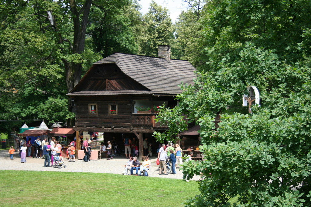 Billův dům : Foto: Archiv VMPea