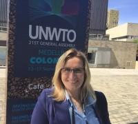 Karla Šlechtová zastupuje ČR na Valném shromáždění UNWTO