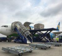 Nová pravidelná cargo linka z Asie do Ostravy