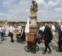 Evropští umělci oživí Prahu na festivalu Flašinet žije!