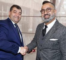 Tuniský ministr cestovního ruchu René Trabelsi navštívil Prahu