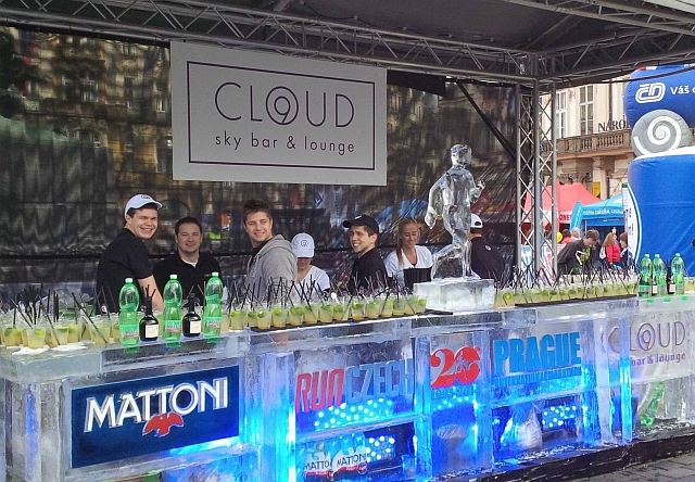 Pohled na minulý ročník Ice Bar 2014. Foto: Archiv hotelu