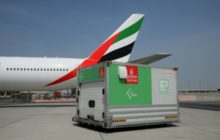 Emirates SkyCargo spolupracuje s dubajským start-upem Seafood Souq