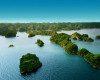 Ostrov Los Haitises, Foto: Národní turistický úřad Dominikánské republiky