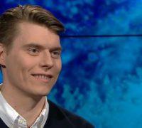 Joel Järvinen, generální ředitel Uber Nordics. Foto: YLE