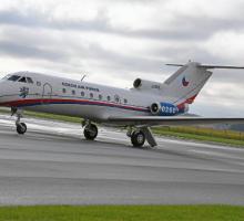 Vládní letoun Jak-40 získalo Technické muzeum v Brně