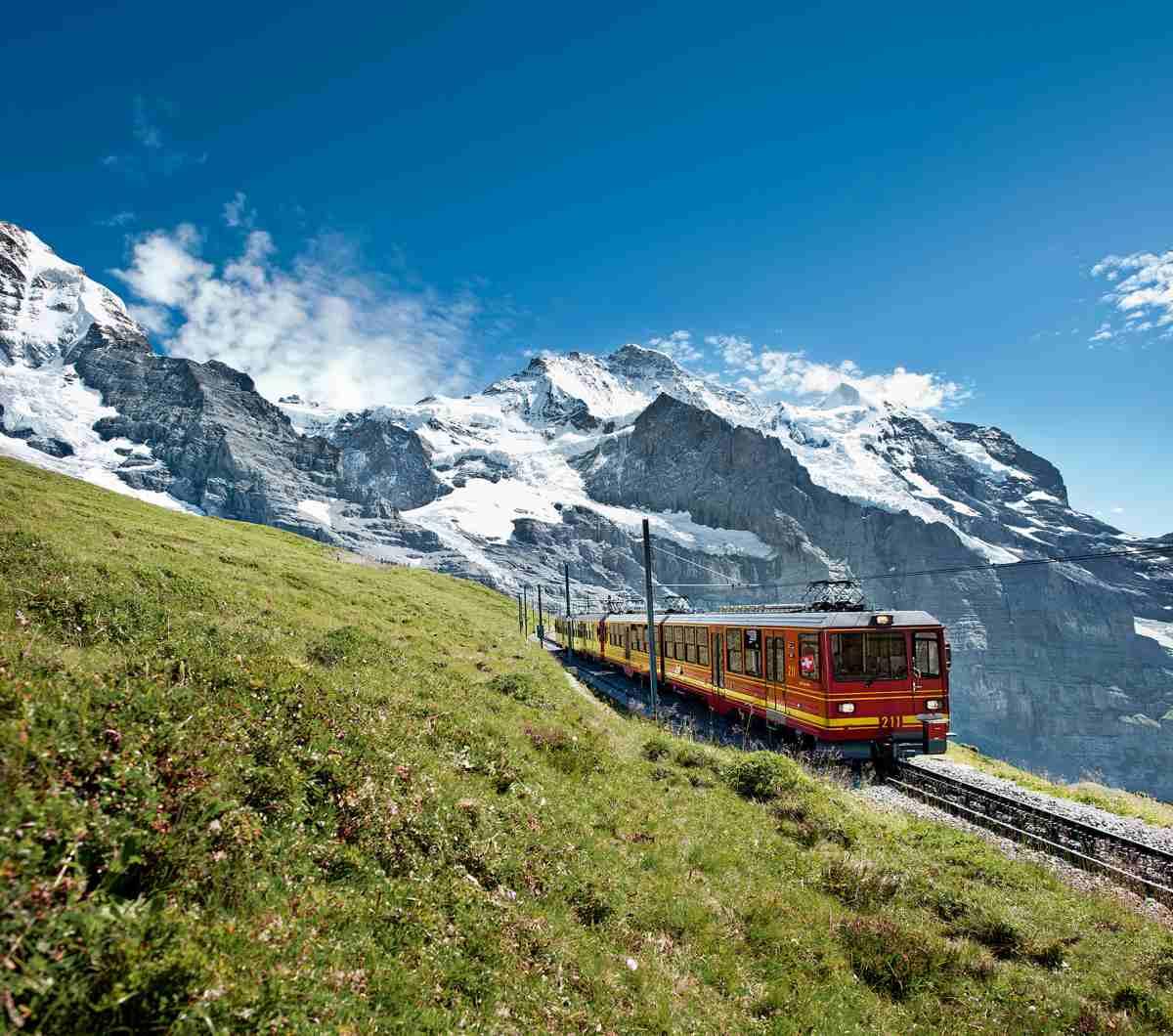 Foto: Jungfraubahn