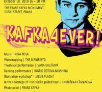 Kafka 4ever již 10. října