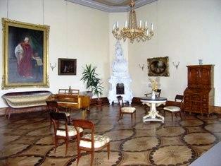 Hudební salon, Foto: Marta Jedličková