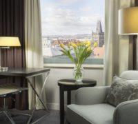 Hilton Prague Old Town dokončil multimilionovou renovaci hotelu