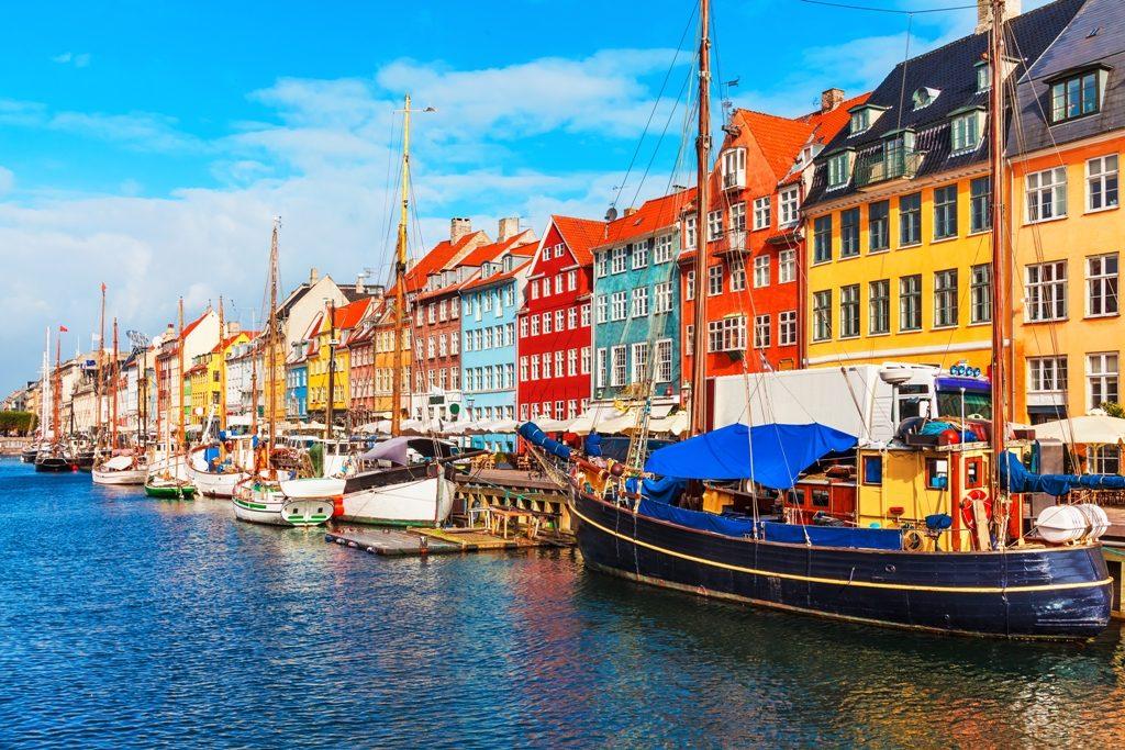 Kodaň, Foto: Shutterstock