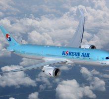 Od 21. srpna se obnovují lety Korean Air mezi Prahou a Soulem