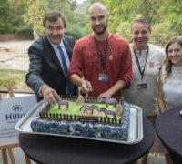 Hotely Hilton podporují zvířata v Zoo Praha
