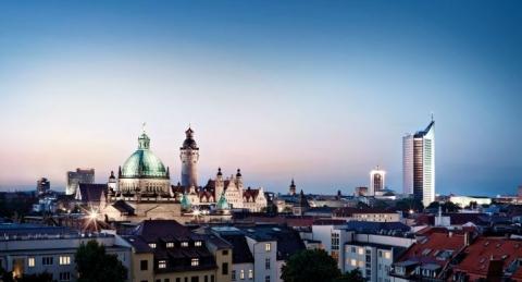 Lipsko – saská metropole oplývá rozmanitým kulturním programem Foto: Michael Bader