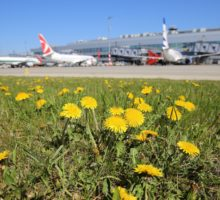 Letiště Praha směřuje k uhlíkové neutralitě