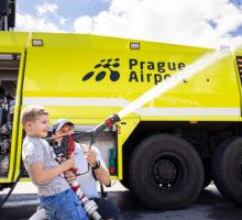 Letiště Praha nabízí od léta několik netradičních zážitků