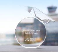 Nejtišším dopravcem na pražském letišti je letos společnost British Airways
