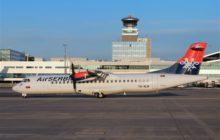 Air Serbia: více letů mezi Prahou a Bělehradem