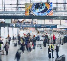 Letiště Praha dosáhlo po roce dalšího rekordu, odbavilo letos již 17milionů cestujících